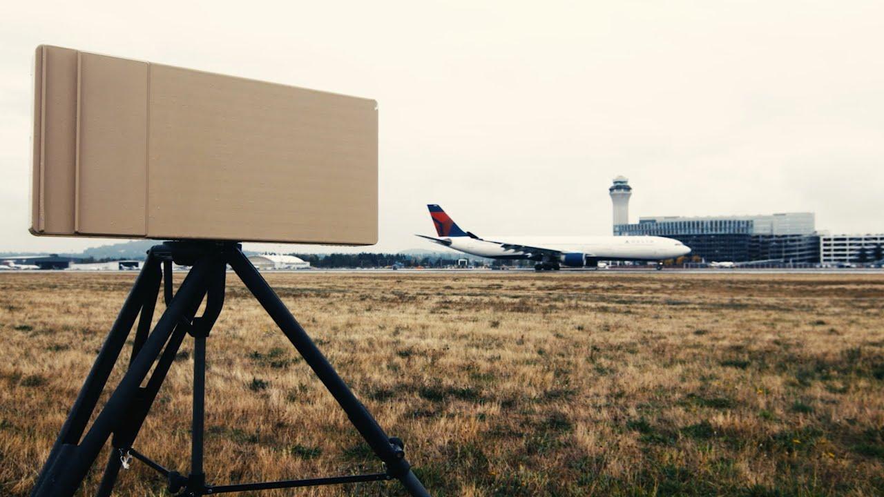 Ranger R1 Short-Range Perimeter Surveillance Radar | FLIR