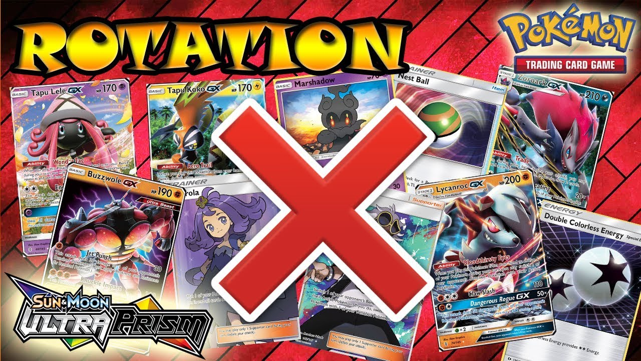 Best Pokemon Deck 2020 ROTATION Season 2019 2020   Which cards & decks will be gone