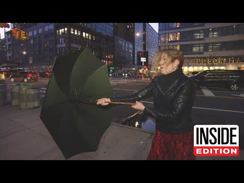 Adam Rivers - Would you pay $350 for an indestructible umbrella?!