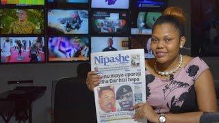 Alice Tupa amekusogezea habari zote kubwa za magazeti november 6 2016