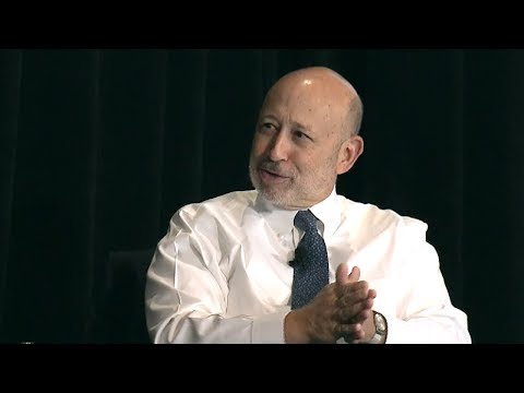 Lloyd C. Blankfein Discusses Technology at the Goldman Sachs Corporate Director Symposium