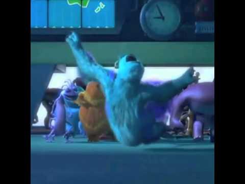 Vine Monsters Inc Drop Like An Earthquake Youtube