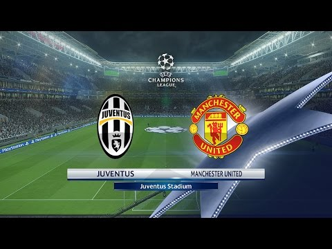 [PS4] PES 2017 - JUVENTUS FC vs MANCHESTER UNITED