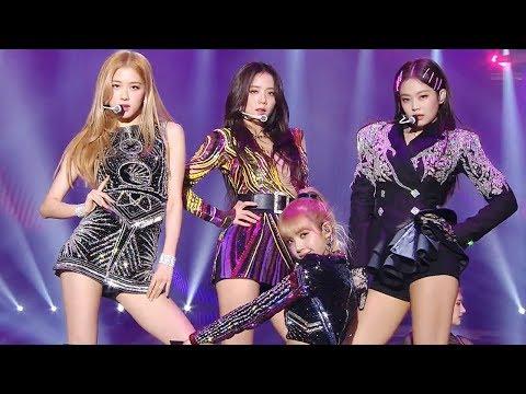실력파 걸그룹의 대표주자, 블랙핑크 '뚜두뚜두' @2018 SBS 가요대전