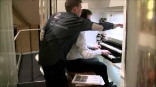 Minne Veldman - Toccata en Fuga in d-moll, BWV 565 (Johann Sebastian Bach)
