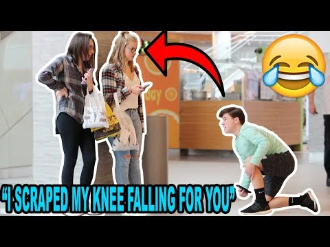 EMBARRASSING PICKUP LINES!