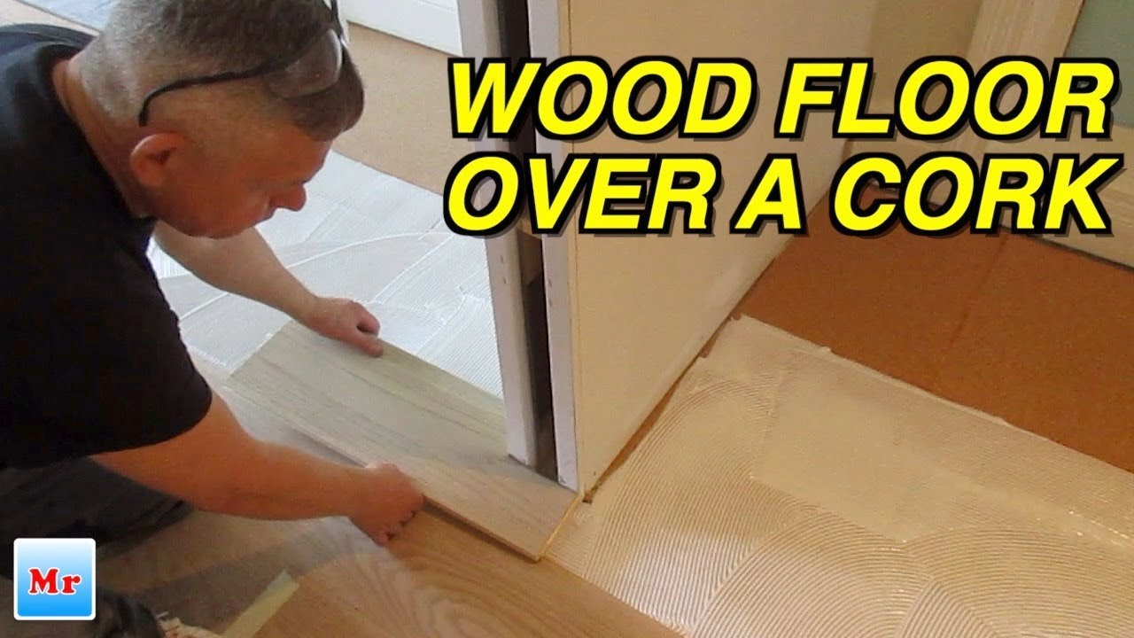 How To Install Wood Flooring Over The