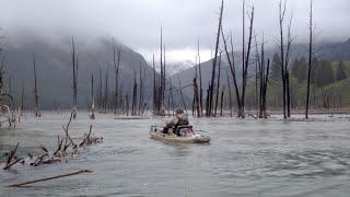 Memorial Weekend Kayak Fishing 1 Of 3 – Quake Lake