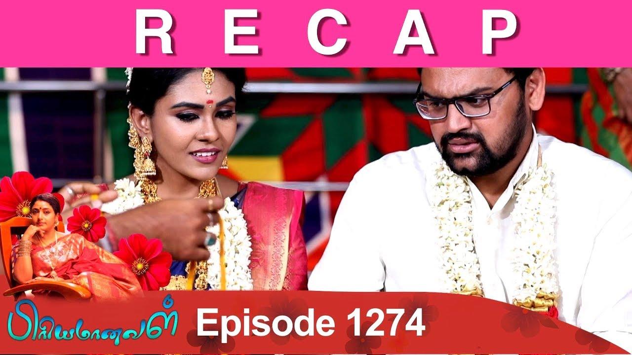 RECAP : Priyamanaval Episode 1274, 23/03/19