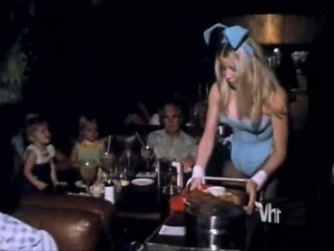Download Playboy Bunny serving