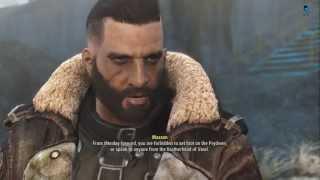 Fallout 4 Paladin Danse True Identity PS4 1080p