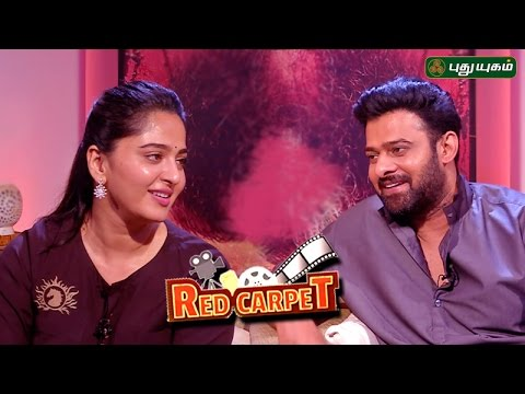 Thumbnail: Prabhas and Anushka Shetty Share Their Experiences About Baahubali 2 | Red Carpet | 13/05/2017