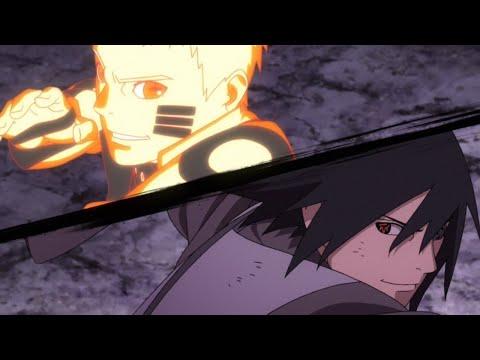 Trippie Redd - Shake It Up // Naruto & Sasuke VS Momoshiki