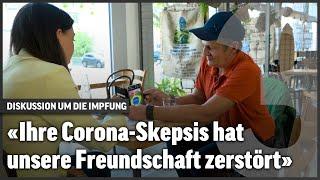 «Corona-Skepsis zerstörte unsere Freundschaft» | Undercover | S3 E3