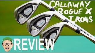 CALLAWAY ROGUE X IRONS