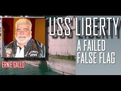 SFi018 - USS Liberty Survivor and Spokesman -Ernie Gallo