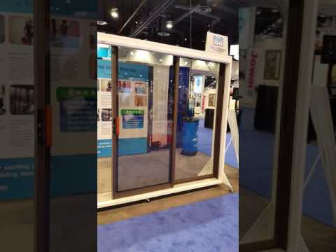 Automatic Stacking Patio Door System By Autoslide Youtube