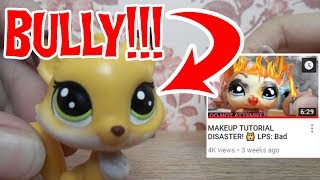 My MOM reacts to my LPS video! 😨 LPS: Bad Beauty Guru