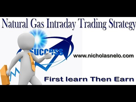 Natural Gas Intraday Trading Strategy : Dont Miss It !!!