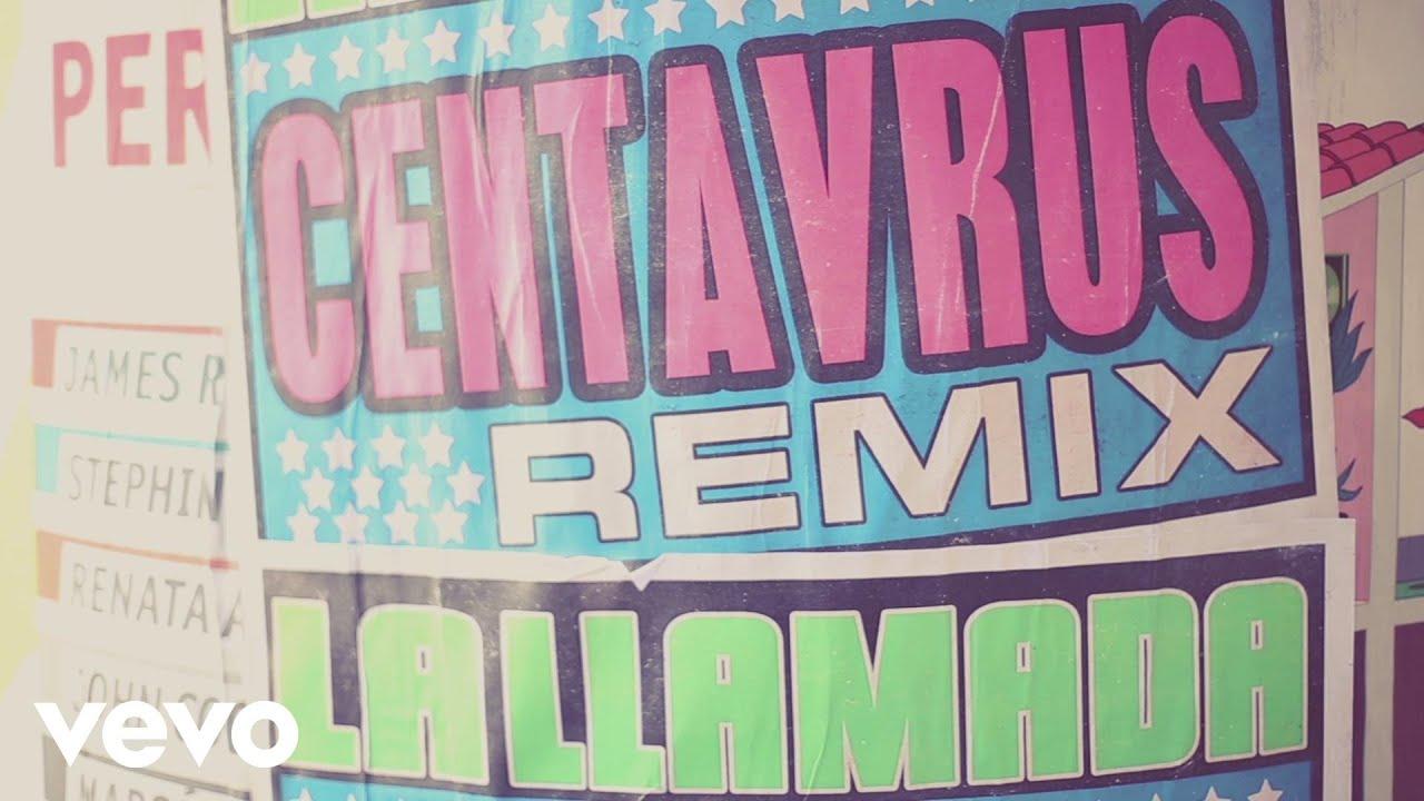Download Ismael Serrano - La LLamada (Centavrvs Remix) [Audio]