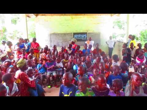 www.Aminaschc.org charity work in Sierra Leone