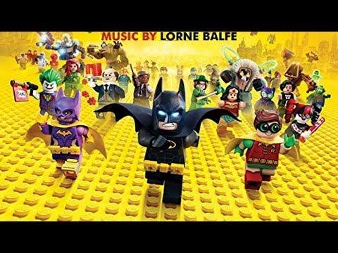 15 No Seat Belts Required · The Lego Batman Movie · Lorne Balfe · Soundtrack