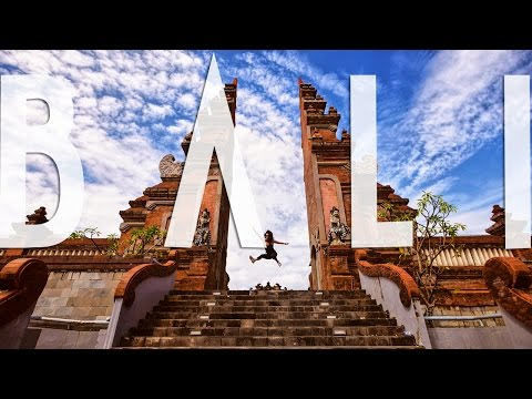 FIRST TIME IN BALI // TRAVEL VLOG 6