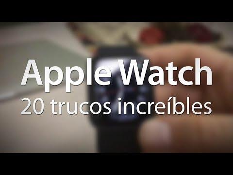 Apple Watch - 20 Trucos Increíbles