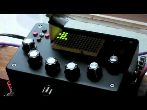 arduino midi synth simple demo youtube. Black Bedroom Furniture Sets. Home Design Ideas