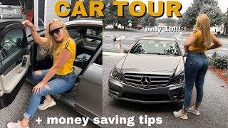 CAR TOUR | How I Could Afford My Dream Car At 19 | Hannah Garske