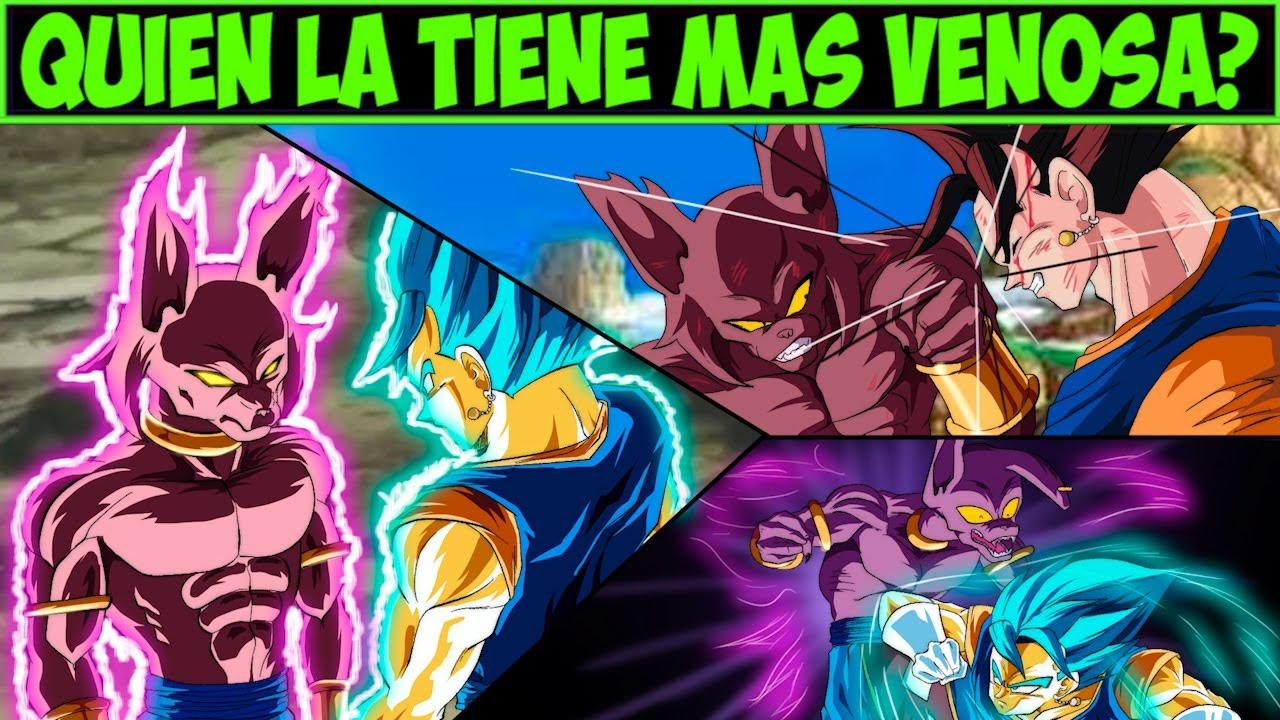 Explicación: BILLS VS VEGETTO ¿Quién es Realmente el más Perrón? Batallas #3 - Dragon Ball Super.