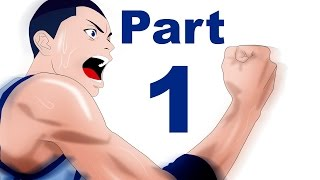 "Slam Dunk - Shohoku vs Sannoh ""the last ten seconds"" Part 1"