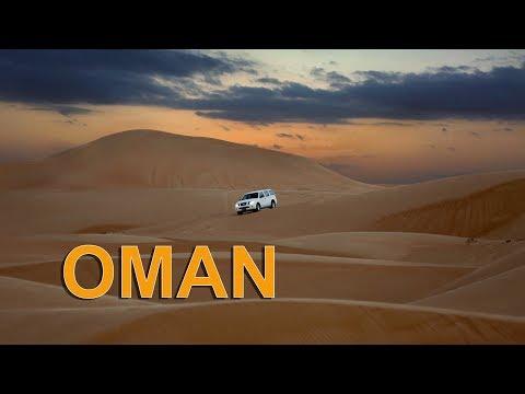Through Oman In A Rental Car