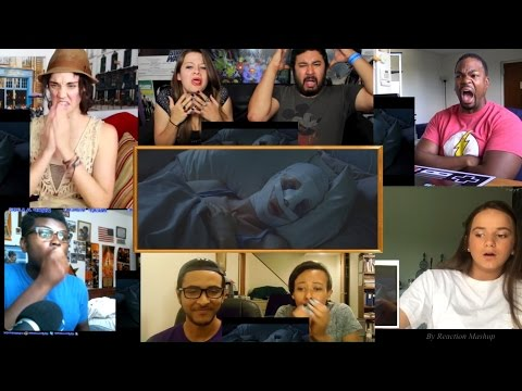 GOODNIGHT MOMMY - Official Trailer Reaction Mashup