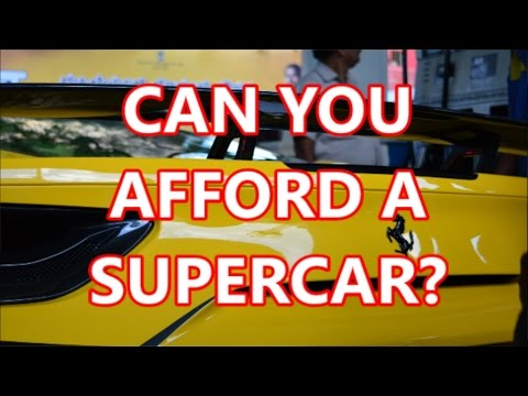 Planning to own a Supercar in India?