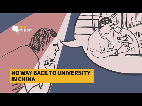 """China is Not Letting Us In. How Will We Study Medicine Online?"" 