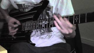 "Avenged Sevenfold - ""Beast and the Harlot"" Guitar Cover"