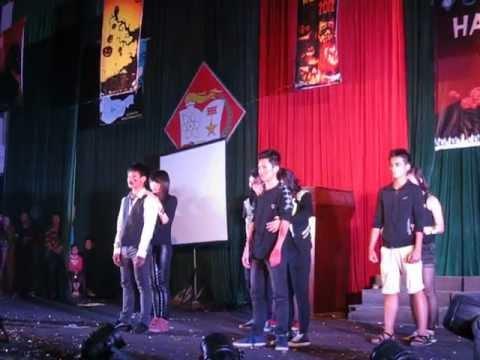 Halloween Lương Văn Tụy 2012: Dancing: Team Nightmare
