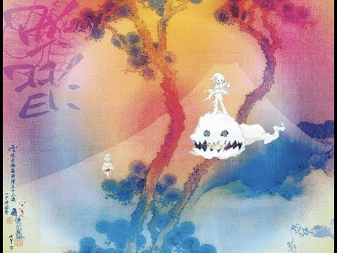 Stream Kanye and Kid Cudi's New Album, Kids See Ghosts, Right Now