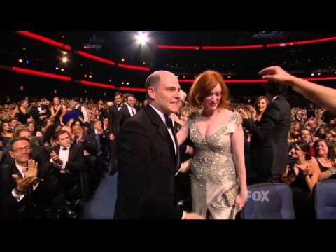 Mad Men wins Best Drama Emmy Award 2011