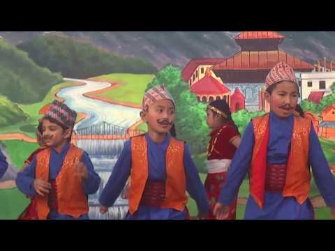 Prima dancing in mohani lagla hai.. The Excelsior School
