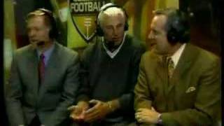 Bob Knight interview during Texas Tech-OU 2007 football game