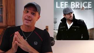 Lee Brice -- I Drive Your Truck  [REACTION/RATING]