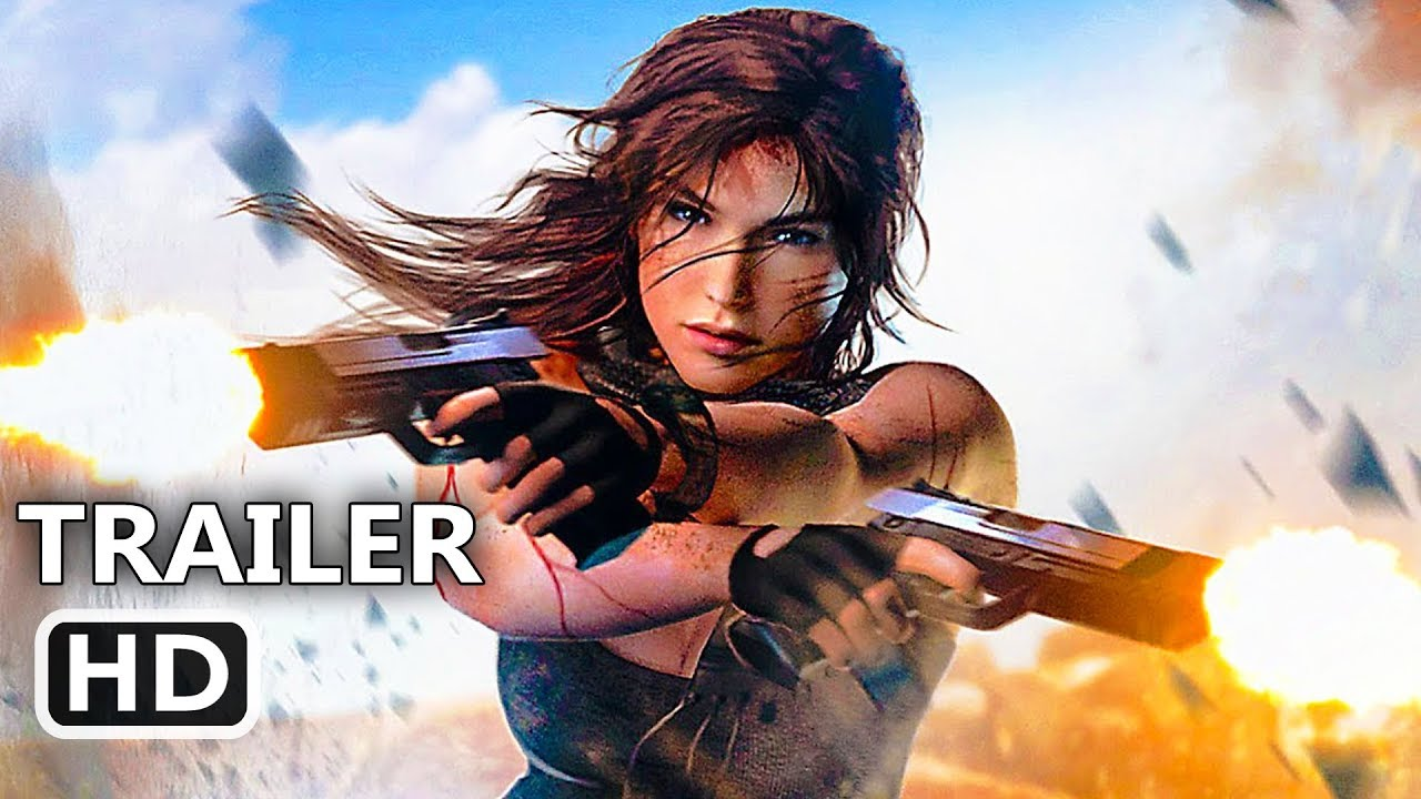 SHADOW OF THE TOMB RAIDER Official Trailer Teaser (2018)