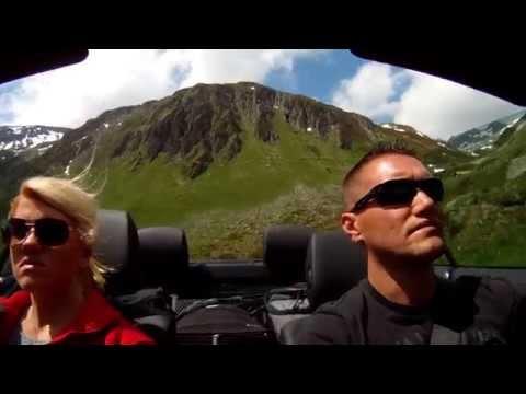 EuroTrip - Roz & Met - Switzerland-Liechenstein-Austria-Germany-France-Spain Trip - May 2012