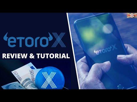 EToroX Exchange Review \u0026 Tutorial 2021: How To Buy Bitcoin With EToro X