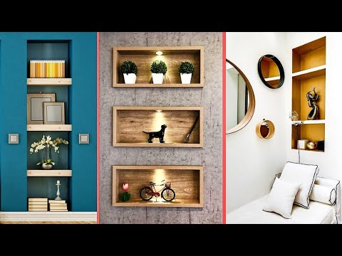Top 100 Living Room Wall Niche Design Ideas For Modern Home Interior Interior Decor Designs Youtube