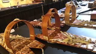 Best Of Show - Diverse Arts | Santa Fe Indian Market 2018 Clip 2