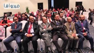 بالفيديو: انطلاق فاعليات اليوبيل الذهبي للصيادلة العرب بشرم الشيخ