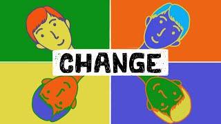 4 Ways People Actขally Change - Do People Change?